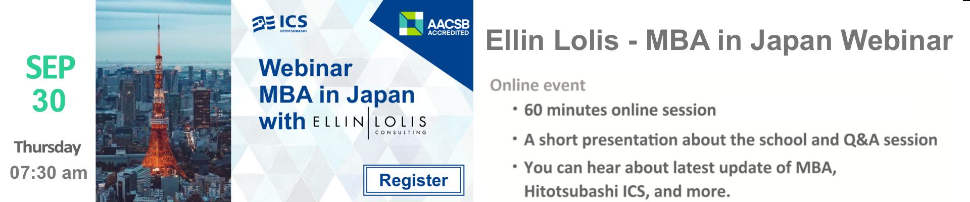 Ellin Lolis MBA Consultant