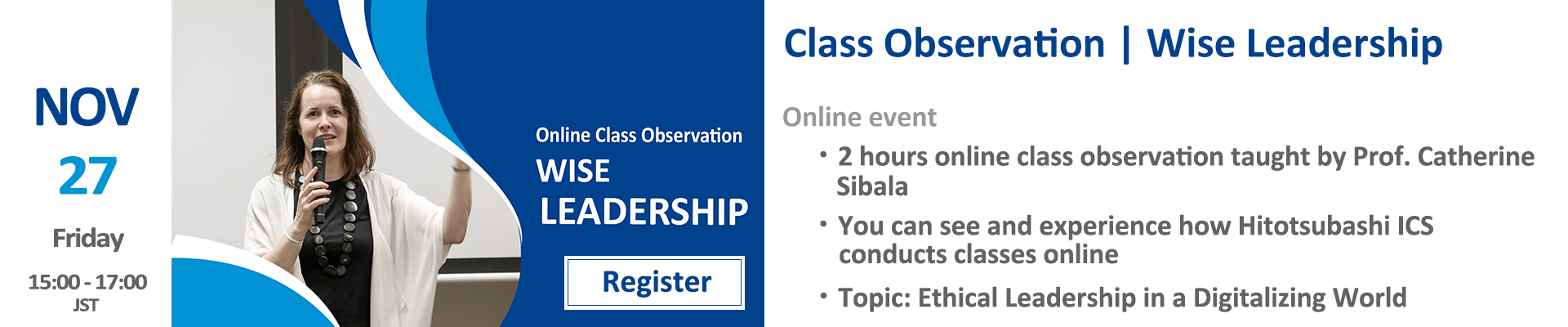 class observation wl