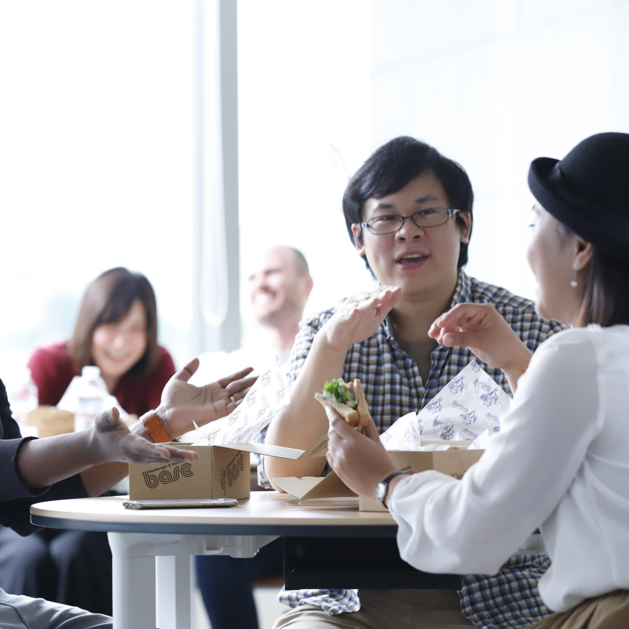 MBA Student Voice Wilson Internships